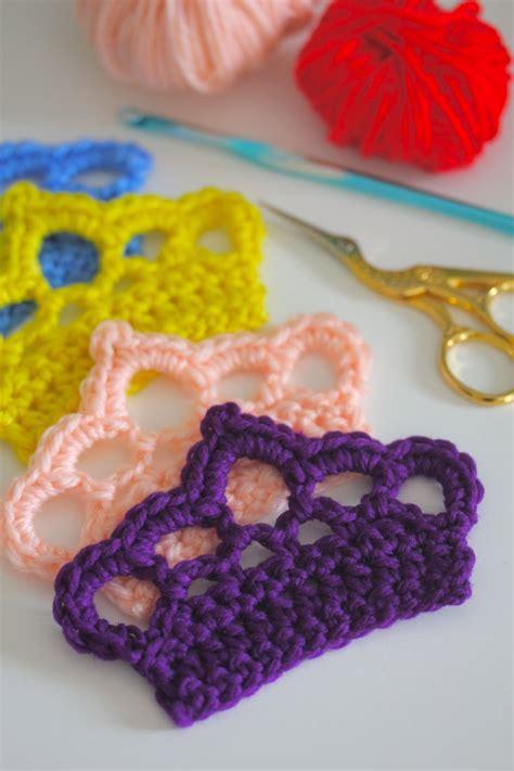 17 best ideas about crochet crown pattern on