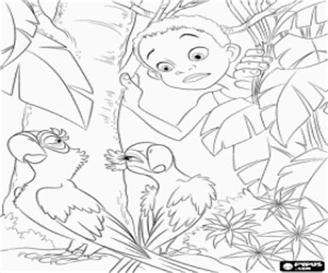 rio coloring pages games rio coloring pages printable games 2