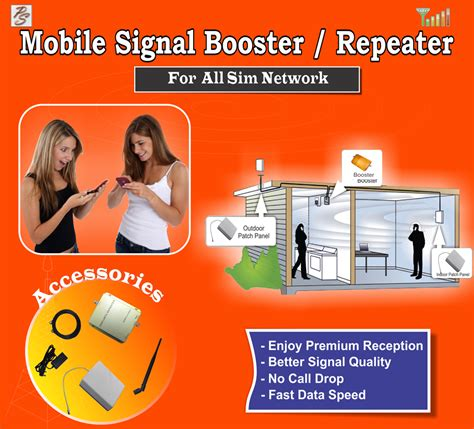 how to increase the mobile signal strength