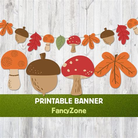 printable fall banner 47 best banners images on pinterest posters floral