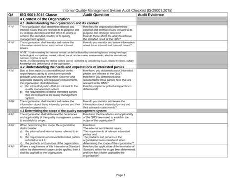 Sle Audit Report Template Qms Audit Report Sle 28 Images Quality Mgmt System