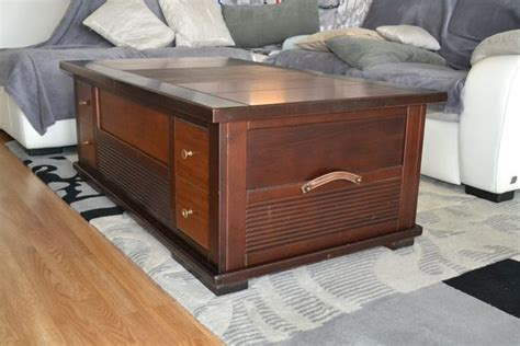 table basse salon avec coffre ezooq