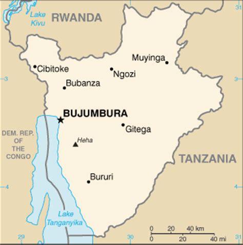 burundi in world map burundi maps