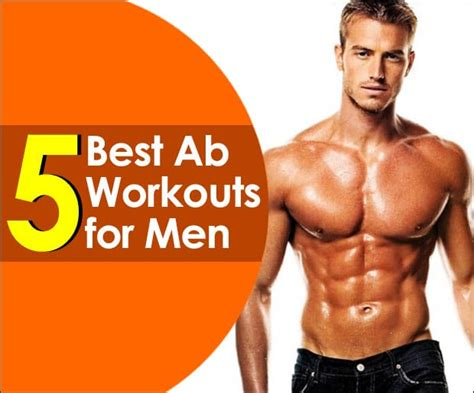 best ab 5 best ab workouts for to build six pack
