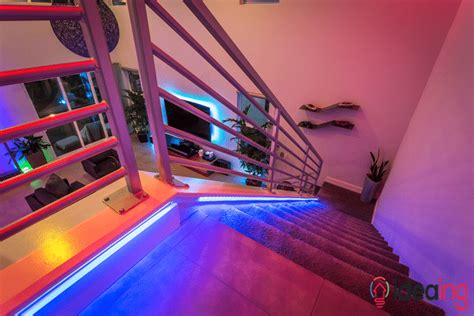 can you use hue lights outside 7 ideas to use philips hue lightstrips