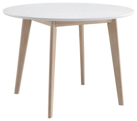 scandinavian dining table danish style round wood dining table white scandinavian