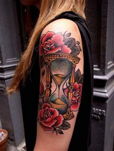 tattoo nightmares hourglass hourglass tattos hourglass tattoo my latest love it