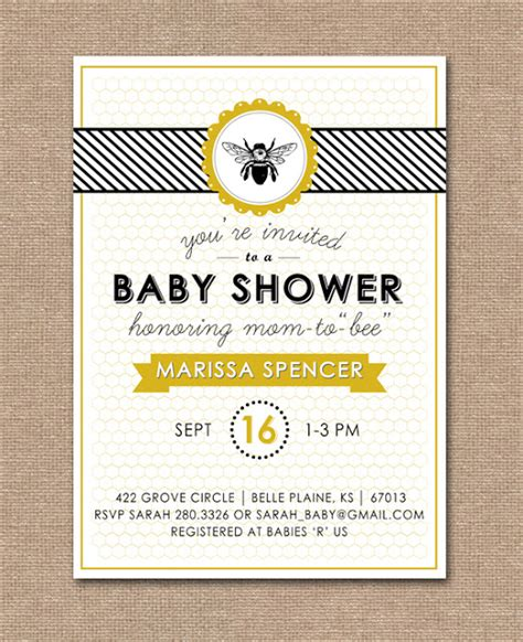 kimberly j design new mom to bee baby shower kit