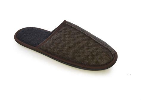 slippers for grandad mens slippers mules slip on grandad gift ebay