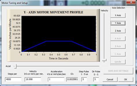 konfig axsis mach 3 setup configuration tutorials a quick cnc