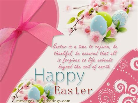 happy easter note easter greetings