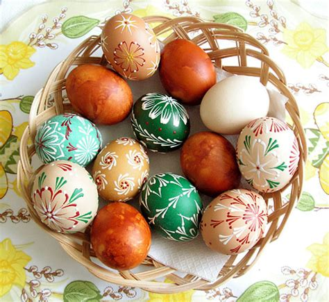 30 beautiful easter eggs designs decoration ideas bunny pictures 2015
