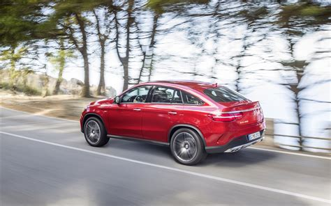 mercedes gle 450 amg coupe 2016 widescreen car