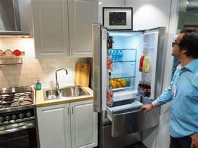 appliances for a small kitchen haier s new appliances take aim at small kitchens reviewed com refrigerators