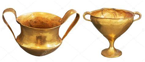 vaso greco antico vaso greco antico dell oro due foto stock 169 mtv2020