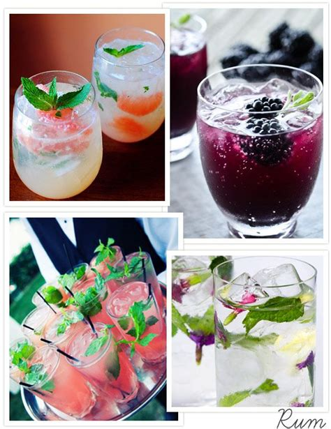 1000 ideas about purple signature drinks on pinterest
