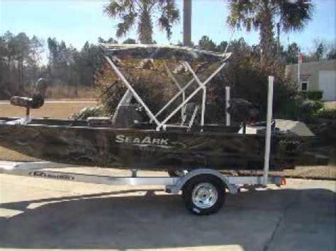 boat dealers sc sea ark aluminum fishing boat for sale lake wateree sc nc