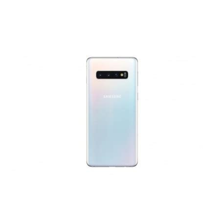 samsung galaxy s10 plus prism white 128gb g975fz cellularishop