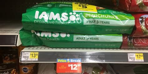 dog food coupons dollar general iams dog food just 6 48 at dollar general living rich
