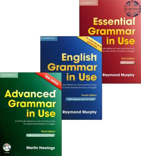 english grammar in use wall