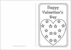 valentines day card templates best photos of black and white s day card
