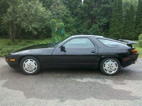 purchase used 1989 porsche 928 s4 coupe 2 door 5 0l in south easton massachusetts united