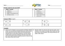 Free Fourth Grade Assessment Pdf Worksheets Edhelper Com