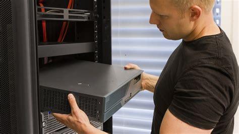 server installation modern computer