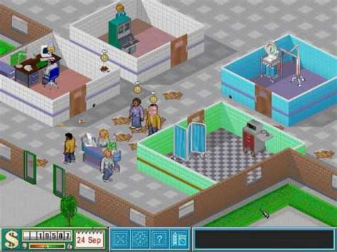 theme hospital names of levels theme hospital first level hard youtube