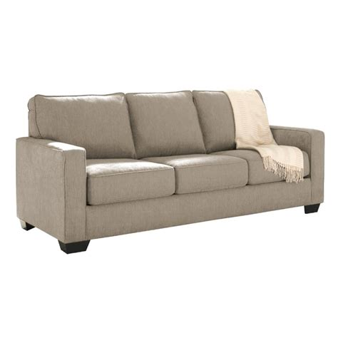 Sleeper Sofa Ashley by Ashley Zeb Queen Sleeper Sofa In Quartz 3590239
