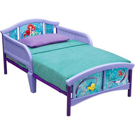 Disney Little Mermaid Toddler Bed Walmart Com