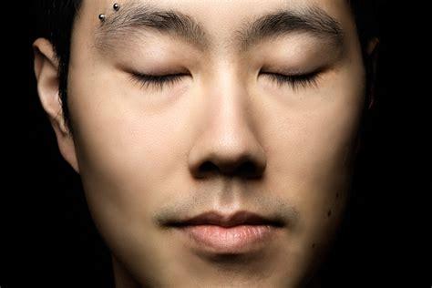 eyebrow tattoo teeth beautify parlor fashion horizontal eyebrow piercing equivocality