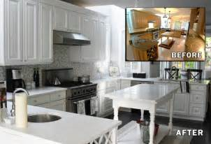 Refaced Kitchen Cabinets Before And After Get New Cabinet With Reface Kitchen Cabinets Home Design