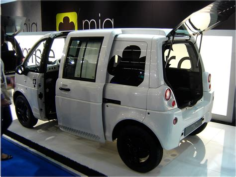 Mia Auto by Mia Electric Car Driven What Car Electric Cars And