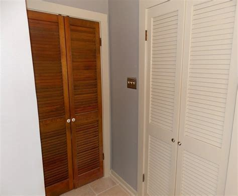 How To Paint Louvered Closet Doors How To Paint Louvered Closet Doors How I Painted Louvered Doors In My Own Style How I Painted