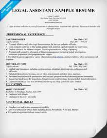 resume format legal resume format samples
