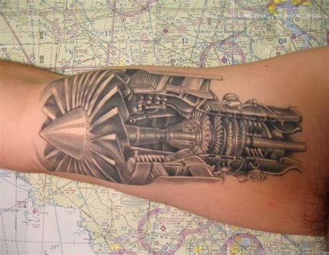 aviation tattoos designs aviation tattoos gt vintage wings of canada cutaway of a