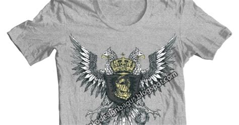 Baju Kaos Anak Combed Ls Guess kaos logo eagle wings desain kaos desain t shirt