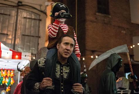 film nicolas cage 2015 movie review pay the ghost she scribes