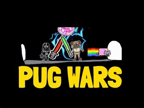 pug wars pug wars story about pugs in space with outside the box