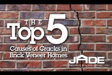 top    cracks  brick veneer homes