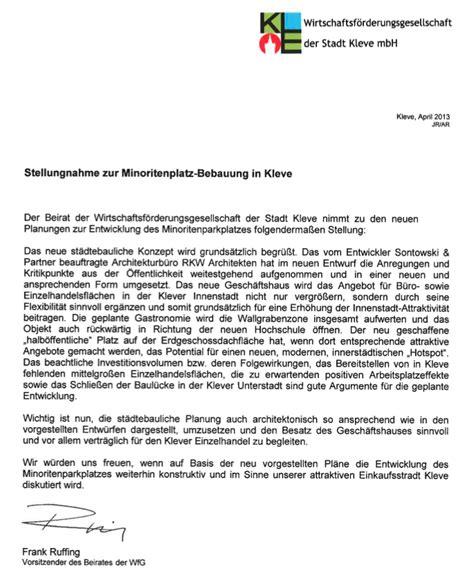 Urteil Schreiben Muster Kleveblog 187 Minoritenplatz Herr Ruffing Schreibt
