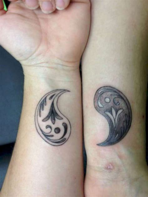 yin yang tattoos for couples yin yang tattoos couples 1000 images about ideas