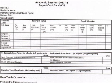 grading pattern in cbse cbse to implement uniform exam pattern for class 6 9