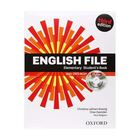 english file third edition english file elementary 3rd edition students book mosca