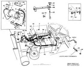 simplicity 2029950 b 212 12hp parts diagram for electric starter generator system