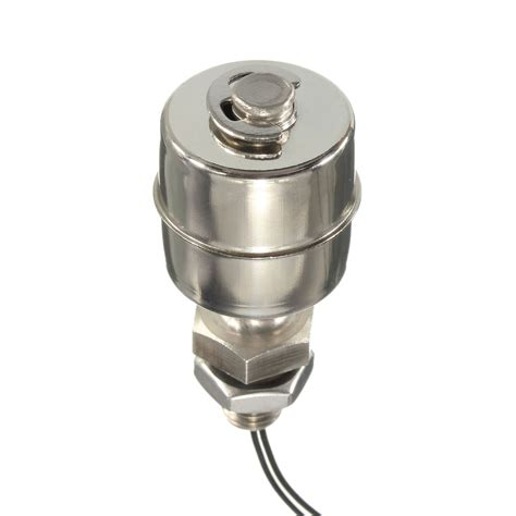 Stainless Steel Liquid Level Switch 10w 220v stainless steel water level sensor float switch