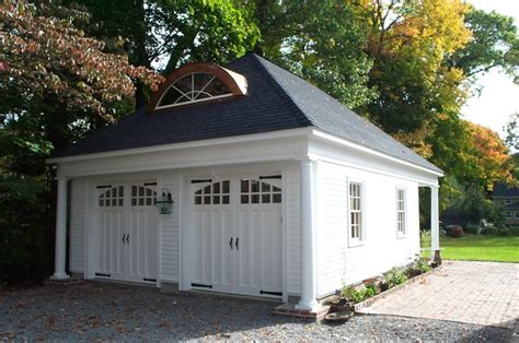 outdoor garage designs garage outside boston traditional garage boston by cabot building design inc