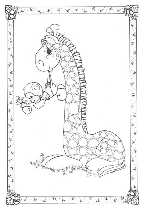 Precious Moments Animal Coloring Pages Precious Moments Animals by Precious Moments Animal Coloring Pages