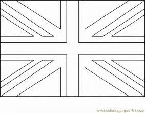 United Kingdom Outline Flag by Free Coloring Pages Of United Kingdom Outline